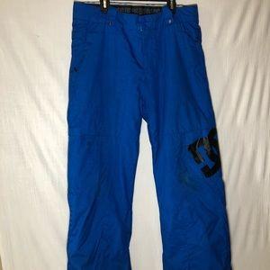 DC Snowboard and Ski Pants